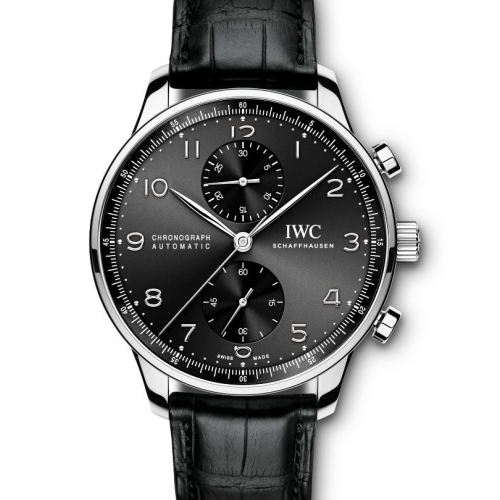 Portugieser Chronograph 40.9MM Alligator ...