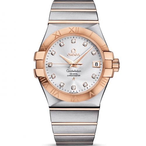 Constellation Co-Axial 35MM Gold & ...